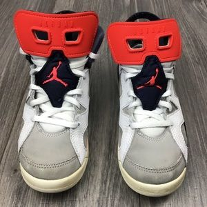 Nike Air Jordan Retro 6 2Y Tinker White
